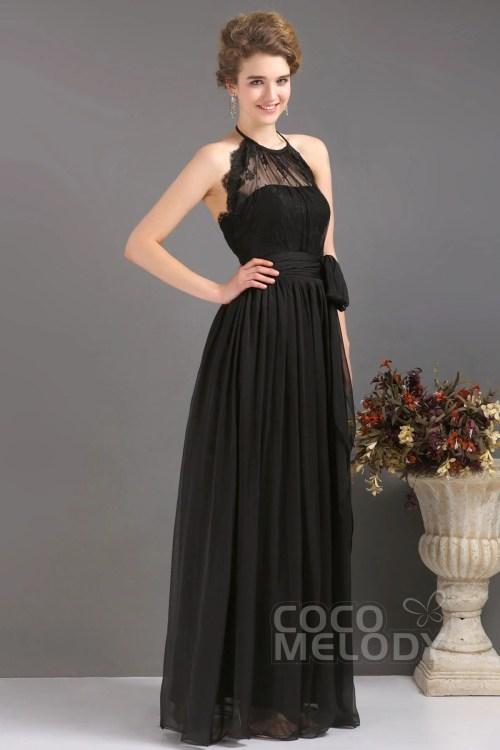 Medium Of Black Evening Dresses