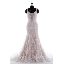 Small Crop Of Mermaid Wedding Dress