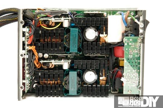 hm-1200的内部电路图,高瓦数电源供应器的用料