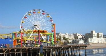 坐公車玩洛杉磯~Santa Monica 三街
