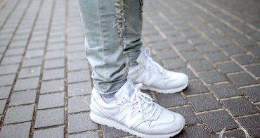 [帥鞋] 千挑萬選之New Balance 996全白款 各種長短褲皆可搭