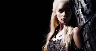 《冰與火之歌》丹妮莉絲 坦格利安 Emilia Clarke