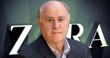 Zara創辦人阿曼西奧·奧爾特加榮登全球富豪排行第二