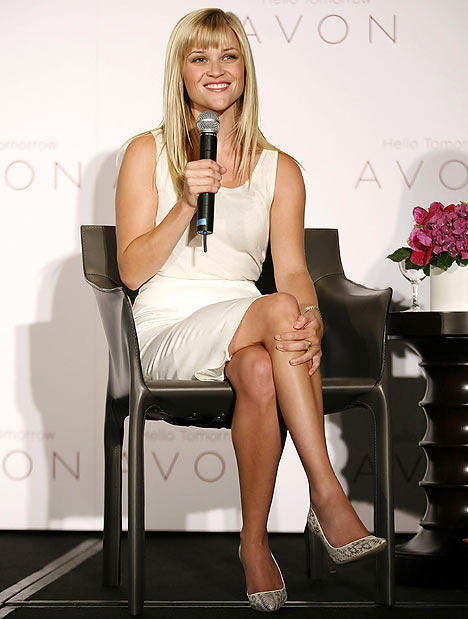 Hight Performance Best Car  reese witherspoon legs Actress Reese Witherspoon has been unveiled as