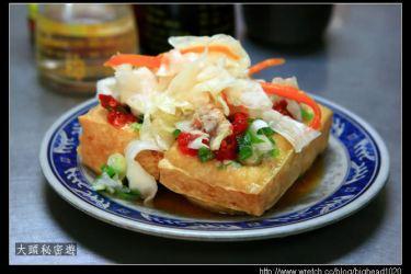 [新竹]竹東  原郵局蚵仔麵線 & 臭豆腐