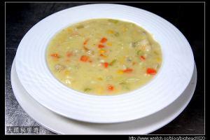 [西餐]湯類 海鮮巧達(綜合)湯