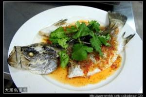 [西餐]海鮮類 泰式檸檬蒸鱸魚