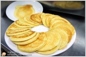 [西餐]早餐類 早餐煎餅