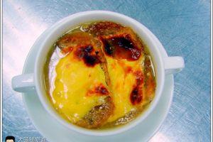 [西餐]湯類 法式焗洋蔥湯