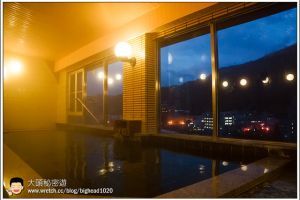 [日本中部飛驒高山 DAY2-7]下呂:富岳溫泉