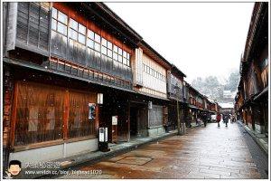 [日本中部飛驒高山 DAY6-3]金澤:東茶屋街、自由軒、主計町茶屋街
