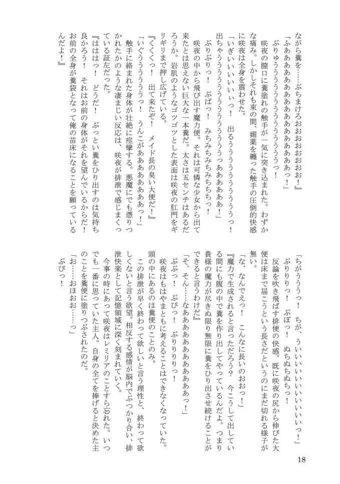 幻想スカトロハーレム~紅魔館編~
