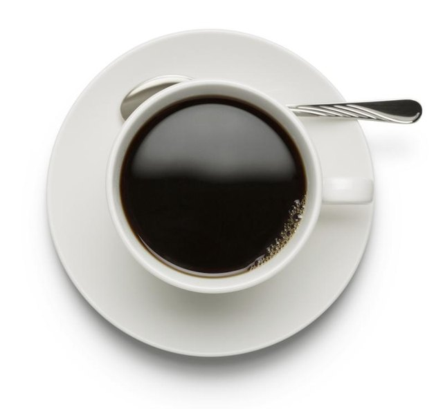 Coffee is not a good source of water