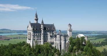 德國|新天鵝堡 Neuschwanstein Castle+林德霍夫宮Linderhof Castle - 一生必去傳說中的絕美夢幻城堡,KKday一日遊交通行程免煩惱!