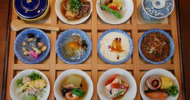 東京|晴空塔美食推薦 國見和食 - 超精緻午間季節小鉢和風定食、享受31層樓高空景觀