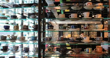 佐賀|Gallery有田 有田燒咖啡廳 - 佐賀特色餐廳推薦,2000個有田燒咖啡杯任君挑選