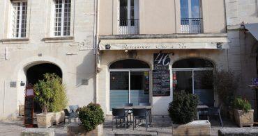亞維儂 Restaurant Le 46 - 亞維儂餐廳推薦,極受當地人喜愛的法式小餐酒館