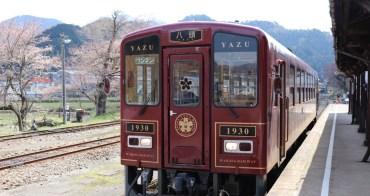 鳥取|若櫻鐵道觀光列車「八頭號」- 鳥取站/郡家站~若櫻站,2019年全新觀光列車!