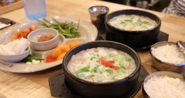 釜山|密陽血腸豬肉湯飯밀양순대돼지국밥 - 豬肉湯飯推薦,海雲台24小時營業必吃美食