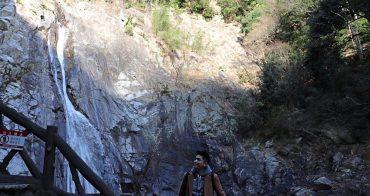 神戶|布引瀑布(布引の滝)- 日本三大神滝,新神戶站步行15分鐘即可抵達的自然景點