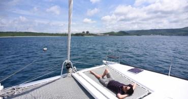 屏東|墾丁帆船嘉年華 - 墾丁唯一雙體帆船,不出國也能享受海上徜徉快感