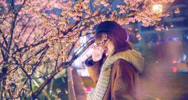 台北賞櫻|2018內湖IG打卡景點-樂活夜櫻季 走春就來這賞櫻花拍美照吧!
