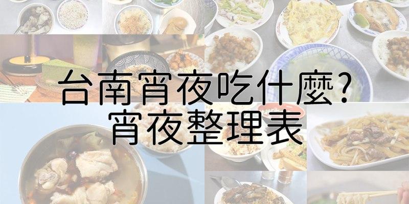 台南宵夜吃什麼?分區列表,讓你夜晚覓食不用愁,金華路,成大商圈,民族路,府前路,海安路