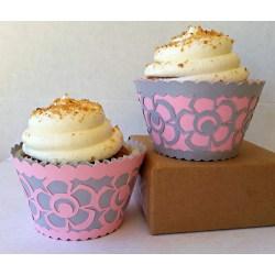 Fantastic Pink Bridal Shower Cupcakes Diy Bridal Shower Cupcakes Dress Decor Floral Cupcake Wedding Cupcake Silver Pink Shower Bridal Shower Pink Floral Cupcake Wedding Cupcake Silver bridal shower Bridal Shower Cupcakes