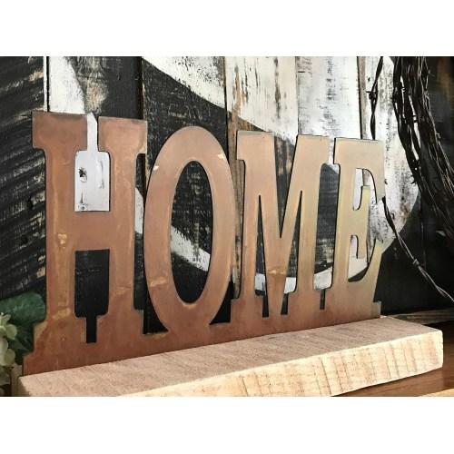 Medium Crop Of Rustic Metal Home Decor