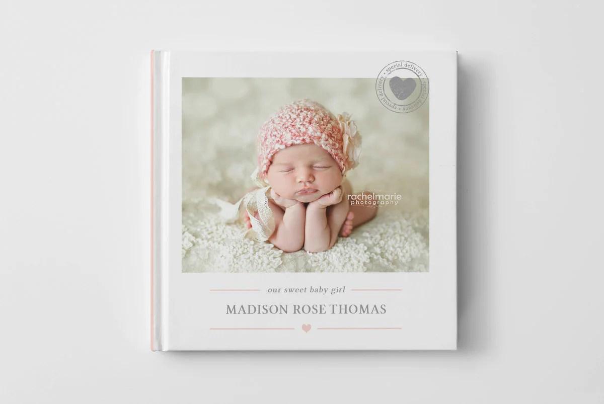 Fullsize Of Baby Photo Album