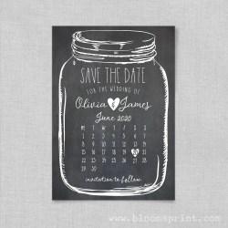 Creative Calendar Mason Jar Save Date Wedding Rustic Save Calendar Save Date Save Date Template Mason Jar Save Date Wedding Rustic Save Cheap Save Date Magnets Vistaprint Cheap Save Date Magnets