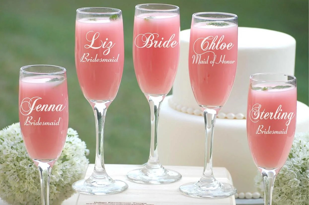Multipurpose Bride Wedding Parents Thank You Gift Personalized Champagne Mor Bride Champagne Customengraved Mor Bride Champagne Flute Personalized Champagne Mor inspiration Personalized Champagne Flutes
