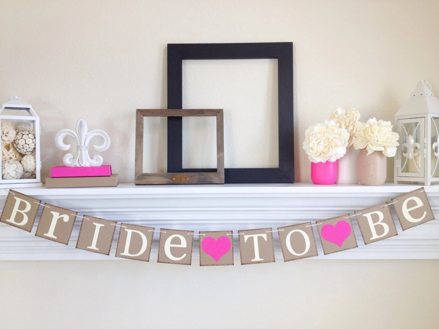 Amazing Bridal Shower Banners Bridal Shower Banners Wedding Shower Decorations Diy Bridal Shower Decorations Diy wedding Wedding Shower Decorations