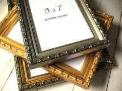 Pool Small Ornate Frame G Silver Photo Frame Glass Easel Back Wedding Decor Custom Instagram Small Ornate Frame G Silver Photo Frame