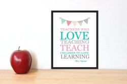 Small Of Personalized Teacher Gifts