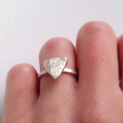Small Of Alternative Engagement Rings