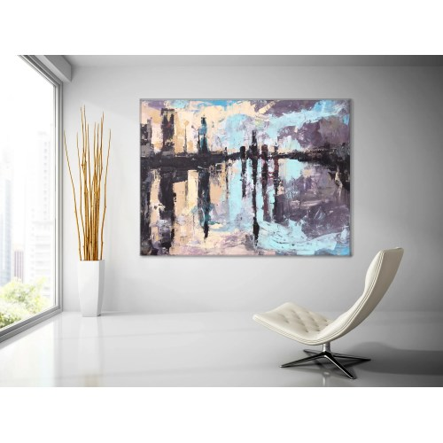 Medium Crop Of Abstract Canvas Art
