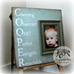 Small Of Personalized Picture Frames