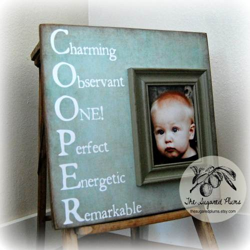 Medium Crop Of Personalized Picture Frames