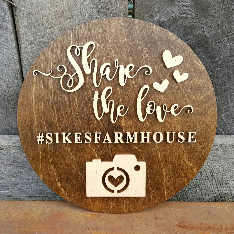 Admirable Wedding Hashtag Sign Wooden Wedding Sign Share Love Sign Custom Wedding Hashtag Sign Editable Wedding Hashtag Sign wedding Wedding Hashtag Sign