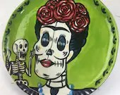 Fired Ceramic Muertos Fri...
