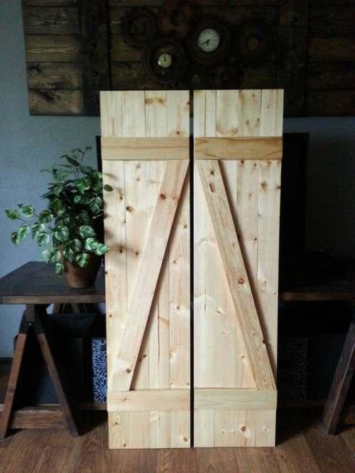 Medium Of Rustic Wood Home Decor
