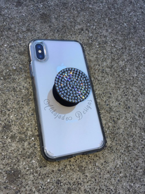 Medium Of Custom Pop Socket