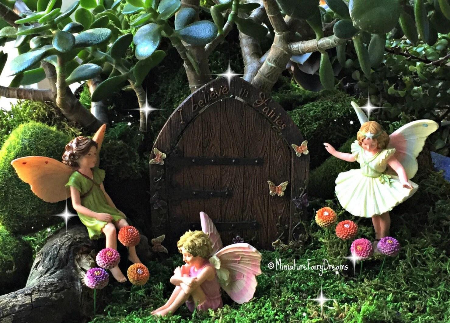 Fullsize Of Fairy Garden Flowers