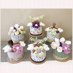 Congenial Purple Diaper Cake Woodlandbaby Shower Decor Gender Neutral Woodland Friends Decor Woodland Baby Shower Centerpiece Green Purple Diaper Woodland Baby Shower Centerpiece Green