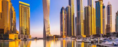 Weather forecast Dubai in February - Best time to go