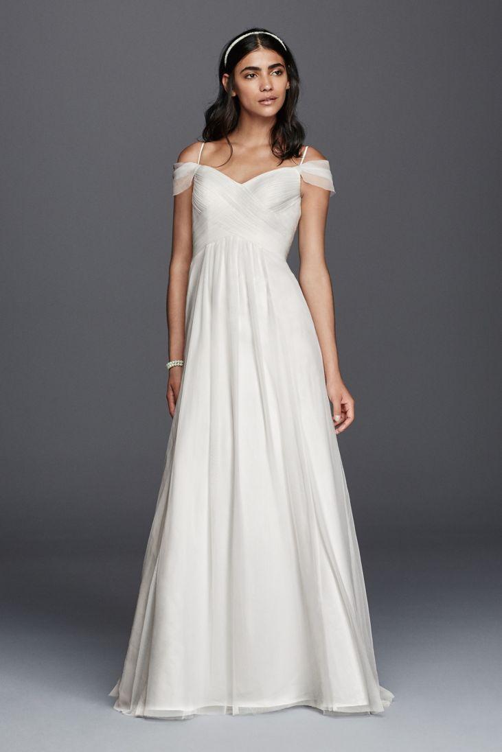 wedding dresses christchurch second hand second hand wedding dresses Tulle A Line Wedding Dress