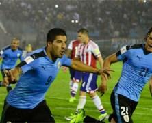 Video: Uruguay vs Paraguay
