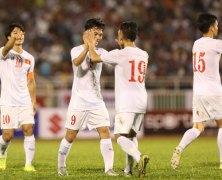 Video: U23 Việt Nam vs U23 Malaysia