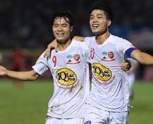 Video: Long An vs Hoàng Anh Gia Lai